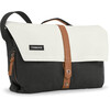 Timbuk2 Sunset Messenger Bag S Black and White